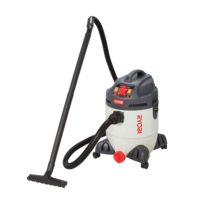 Vacuum Cleaner 1400w 30l With Auto Start Stop Plug Vc 35a