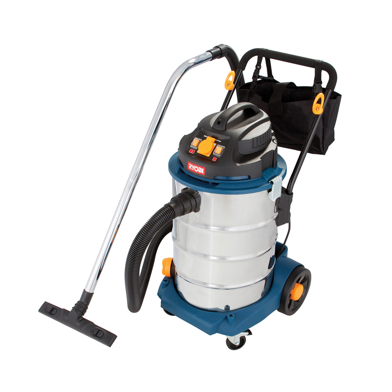 Vacuum Cleaner 1600w 60l With Auto Start Stop Plug Vc 60hda
